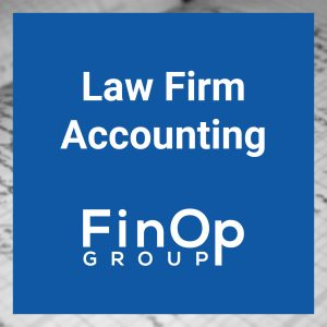 Law Firm Accounting FinOp Group Feature Image