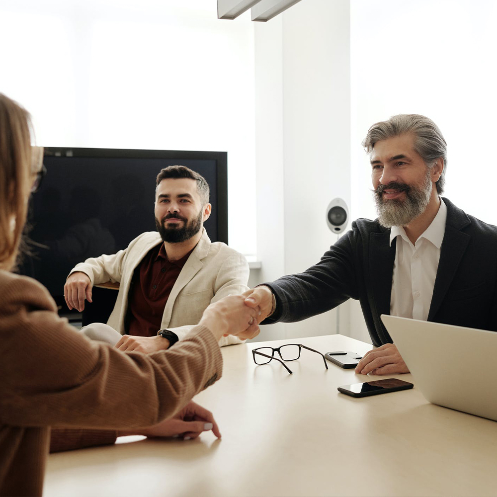 law firm connections