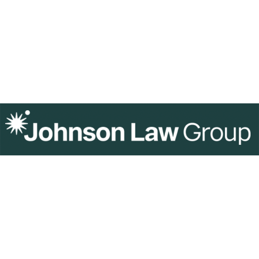 Legal Firm Accounting Client Johnson Law Group logo