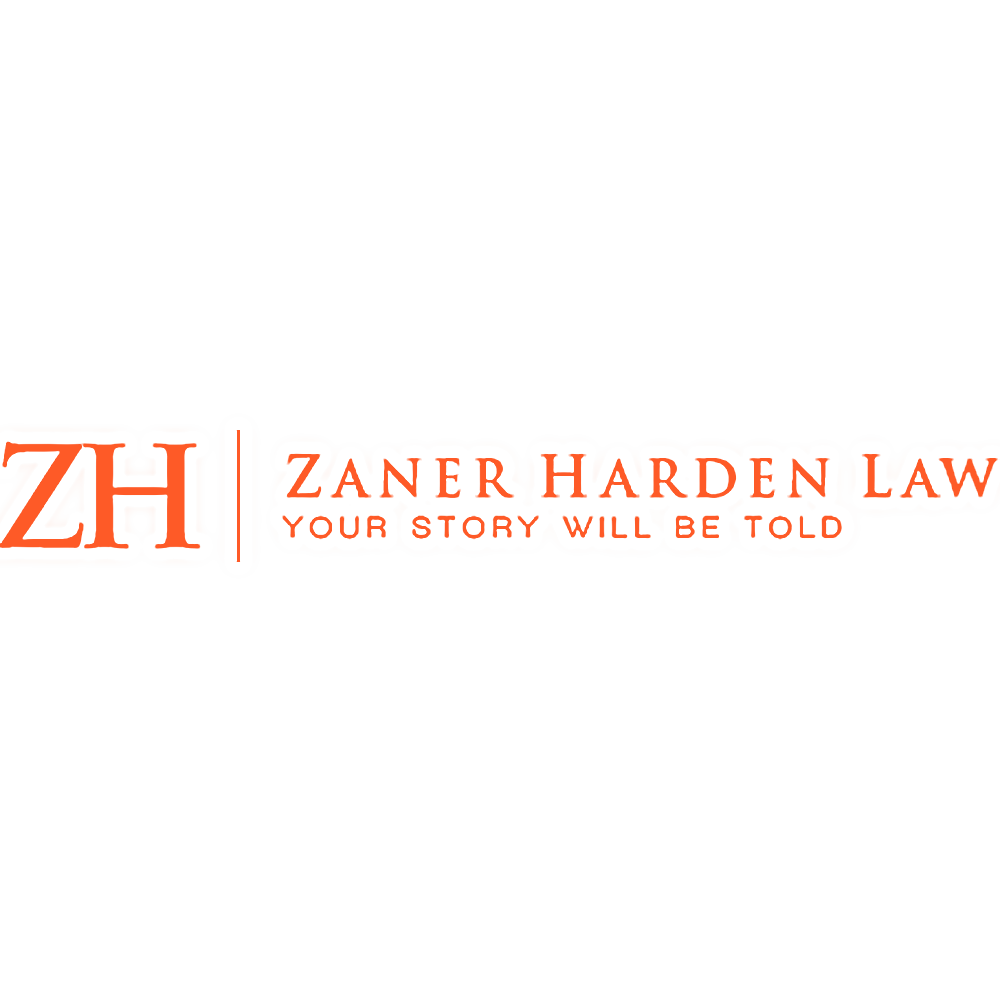 Legal Firm Accounting Client Zaner Harden Law logo