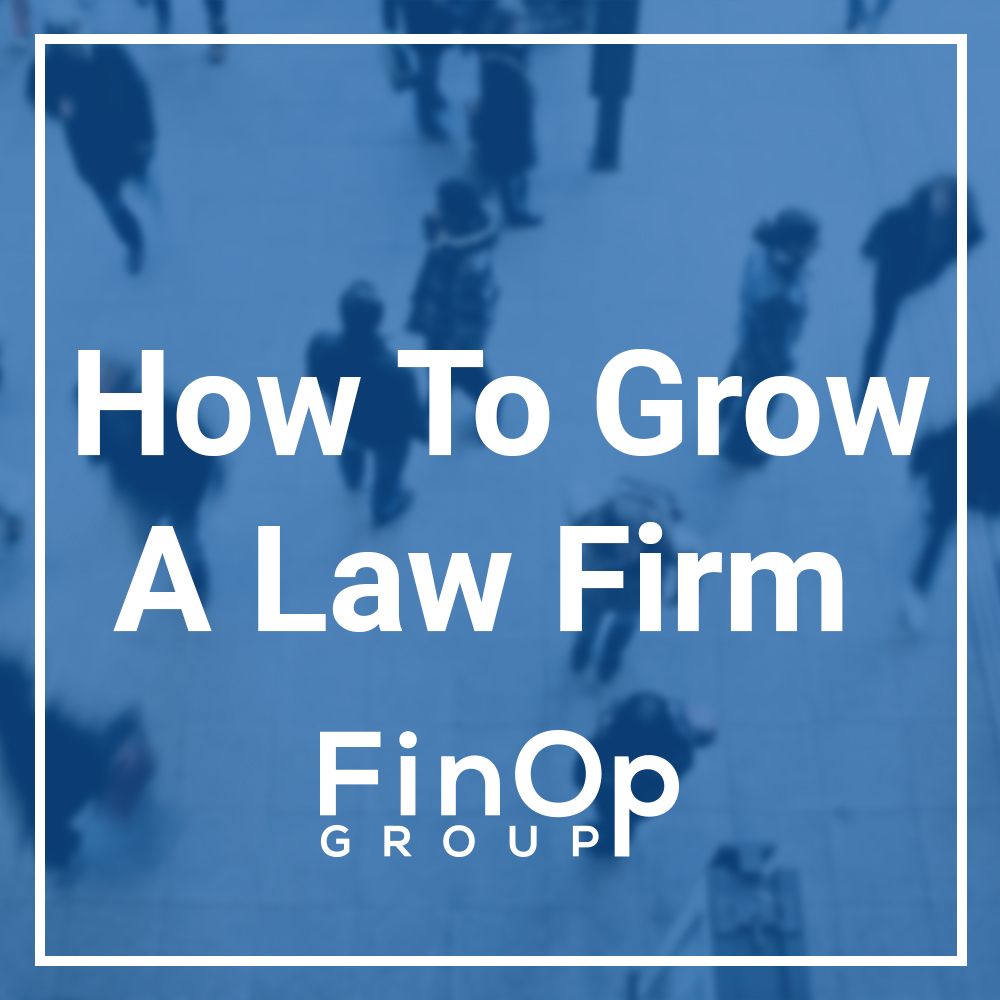 How To Grow a Law Firm featured image